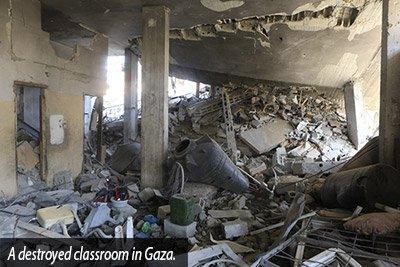 Gaza-classroom