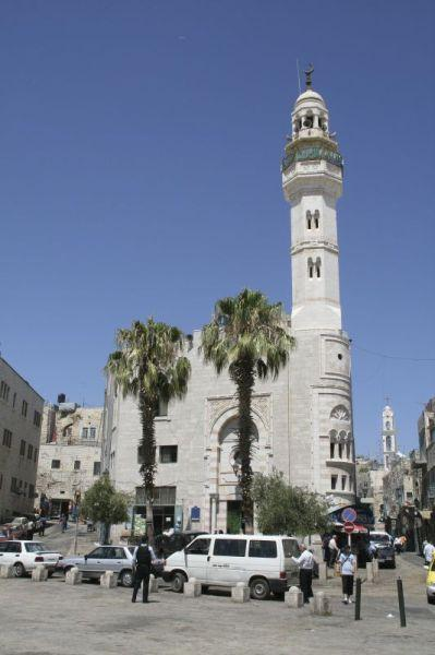 Masjid-Omar-Bethlehem