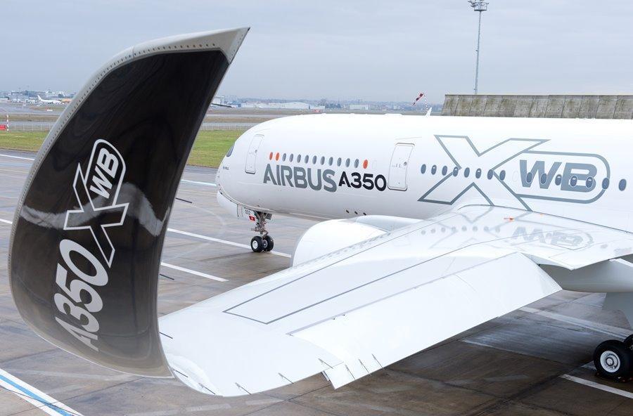 airbus winglet