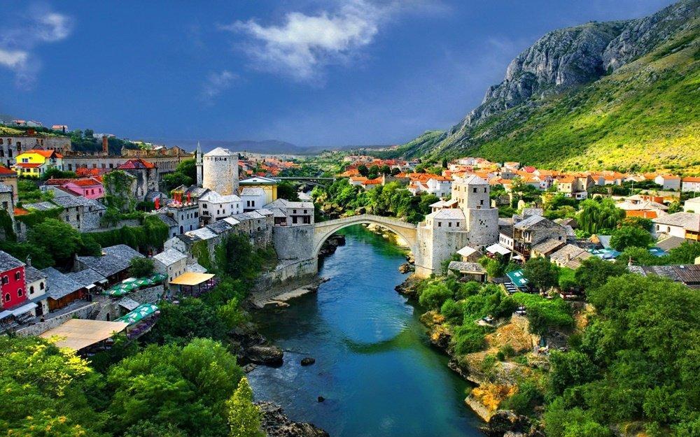 Stari Most Bosnia